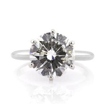 4.02ct Round Brilliant Cut Diamond Engagement Anniversary Ring 2831-1D39601785