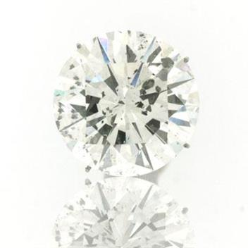 13.67ct Round Brilliant Cut Diamond EGL CERTIFIED 2433-1D244501617