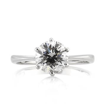 1.51ct Round Brilliant Cut Diamond Anniversary Ring 2601-1D7150211