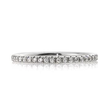 1.00ct Round Brilliant Cut Diamond Eternity Band 2266-1D859710