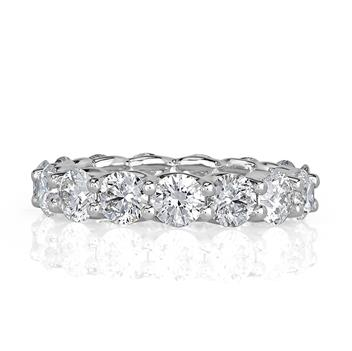 5.00ct Round Brilliant Cut Diamond Eternity Band 2975-1D8071862