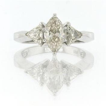 1.59ct Marquise Cut Diamond Engagement Anniversary Ring 2428-1D2261815