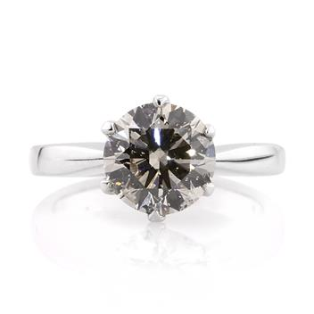 2.50ct Round Brilliant Cut Diamond Engagement Anniversary Ring 2829-1D9532655