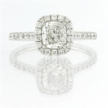 1.80ct Cushion Cut Diamond Engagement Anniversary Ring 2386-1D3802710