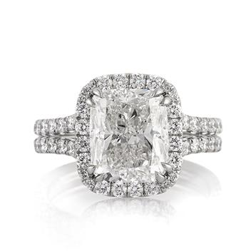 5.30ct Cushion Cut Diamond Engagement Anniversary Ring 3197-1D41534985