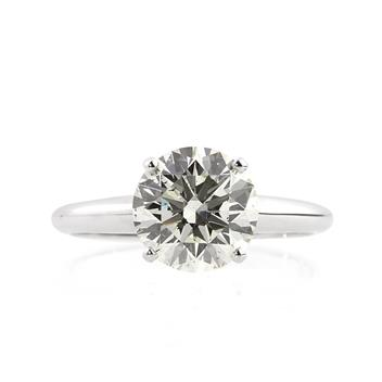 2.17ct Round Brilliant Cut Diamond Engagement Anniversary Ring 2722-1D7701864