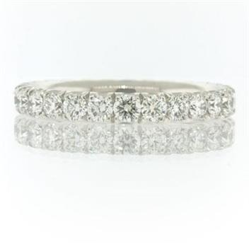 1.90ct Round Brilliant Cut Diamond Eternity Band 2204-1D1721710