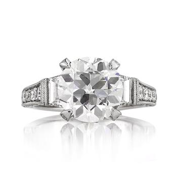 5.60ct Round Brilliant Cut Diamond Engagement Anniversary Ring 3115-1D47742785