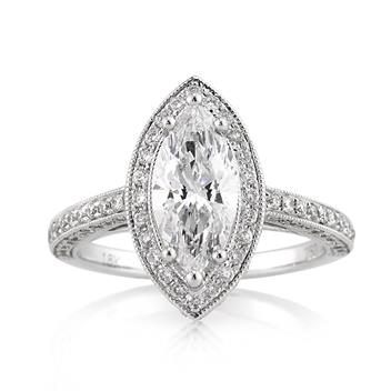 2.40ct Marquise Cut Diamond Engagement Anniversary 1778-1D89882_150_090_18K