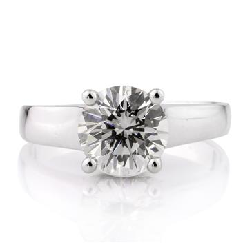 1.83ct Round Brilliant Cut Diamond Engagement Anniversary Ring 2811-1D9901266